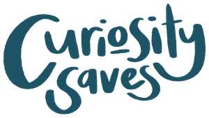 Curiosity Saves Logo
